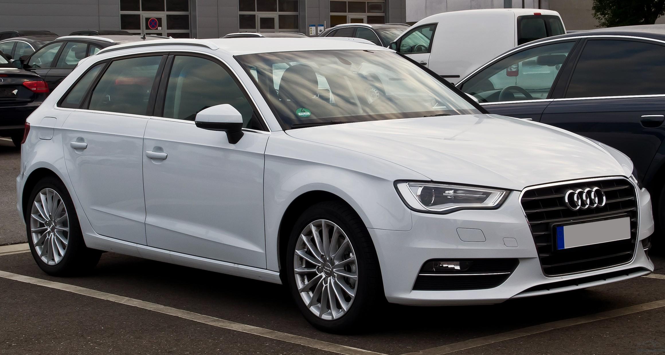 Audi A3 (8V)