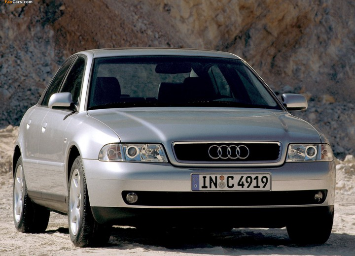 Audi A4 (B5-8D)