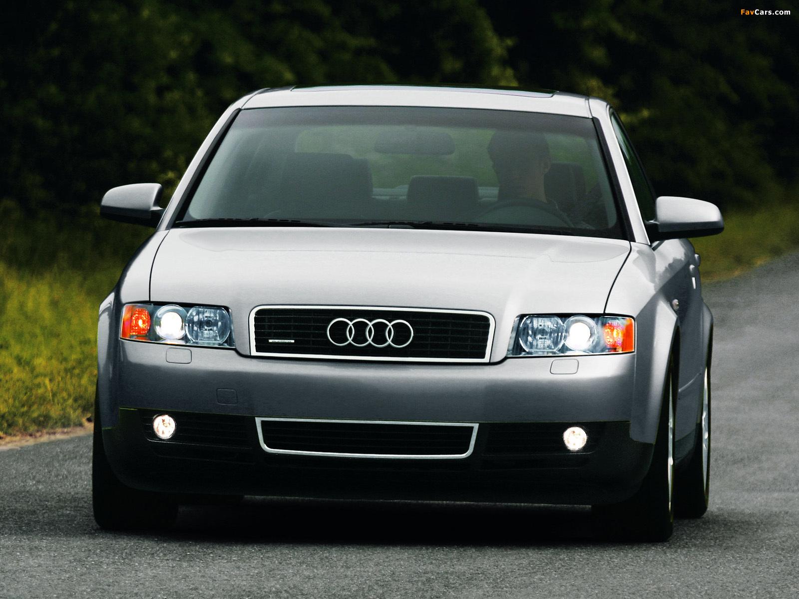 Audi A4 (B6-8E)