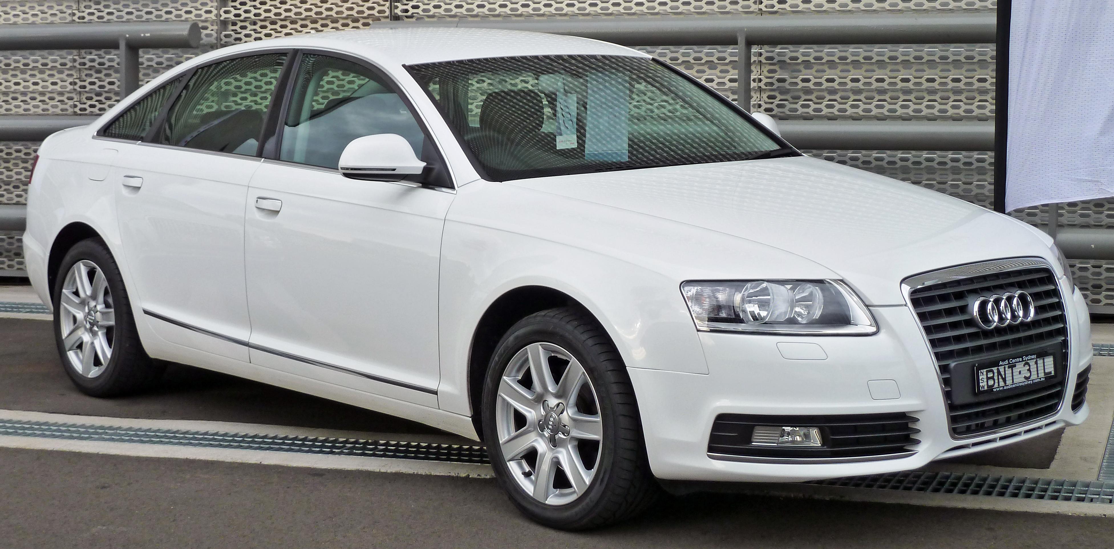 Audi A6 (4F)