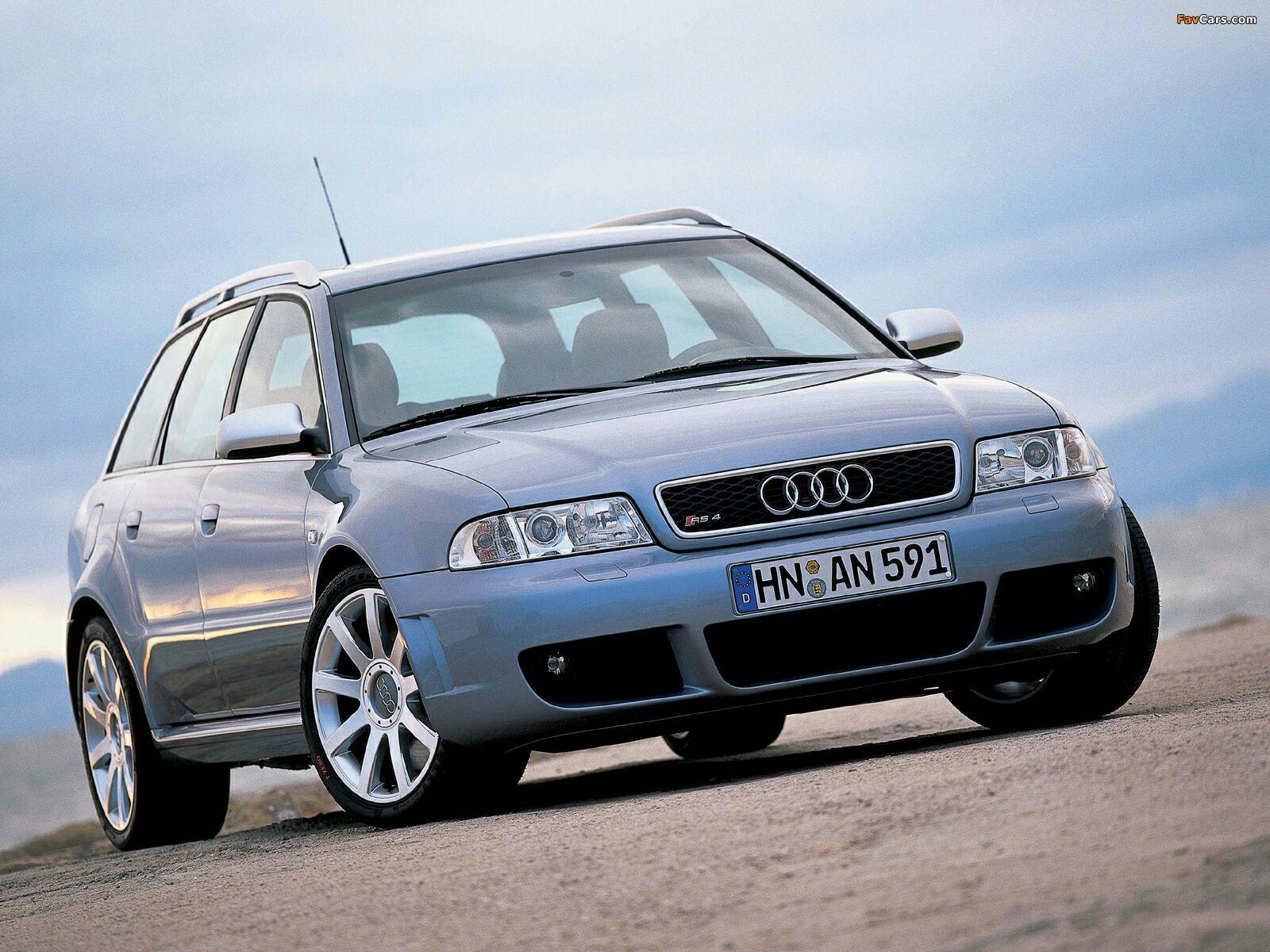 Audi RS4 (B5-8D)