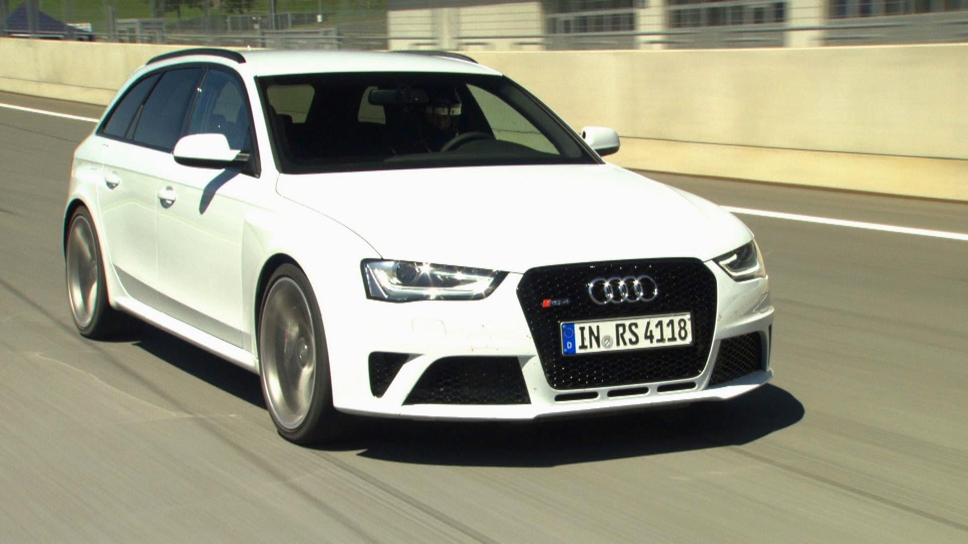 Audi RS4 Neu
