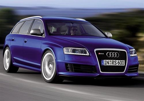 Audi RS6 (4F)