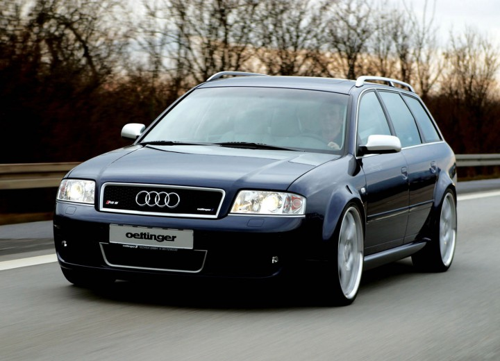 Audi RS6 (C5-4B)