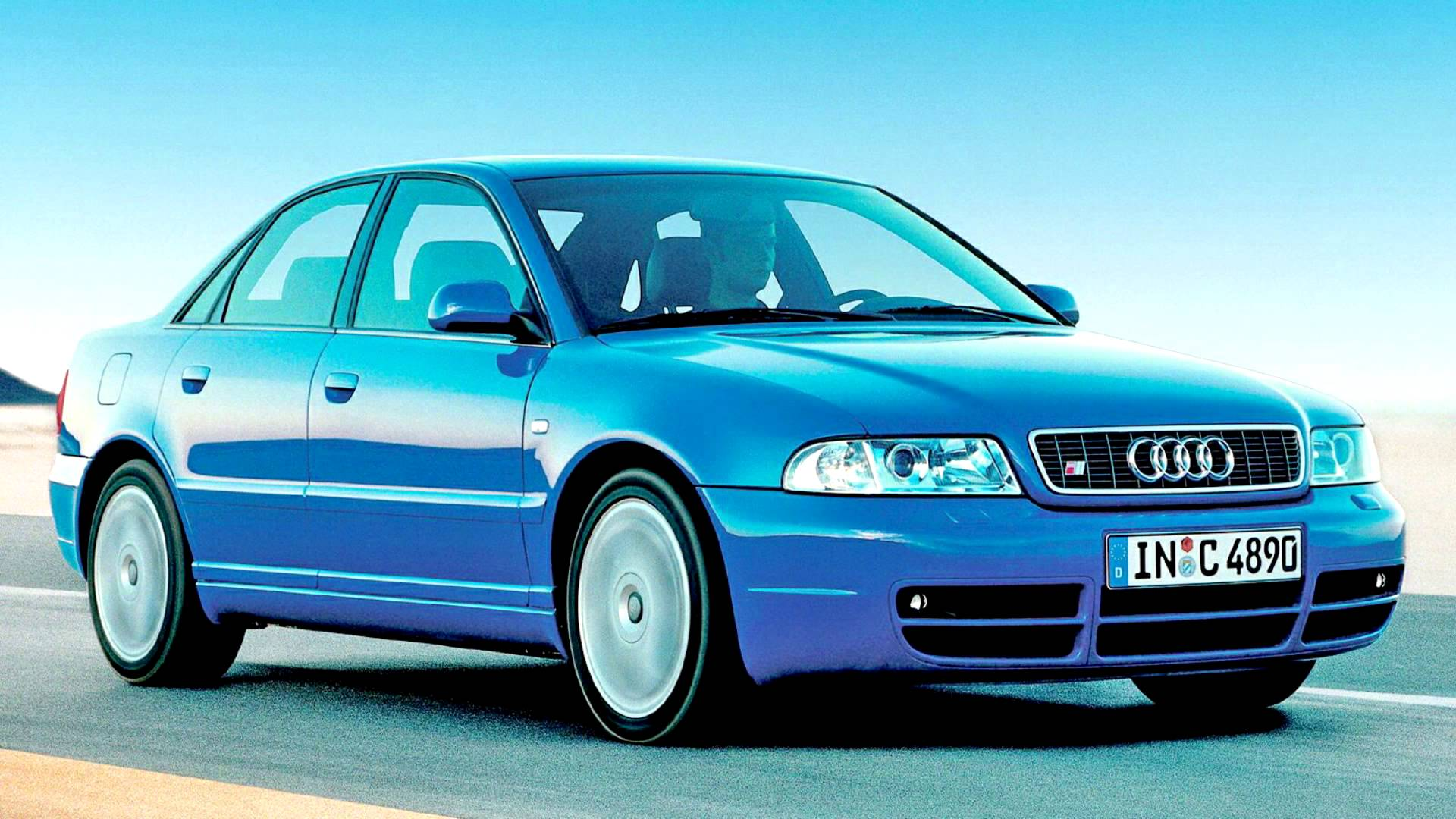 Audi S4 (B5-8D)