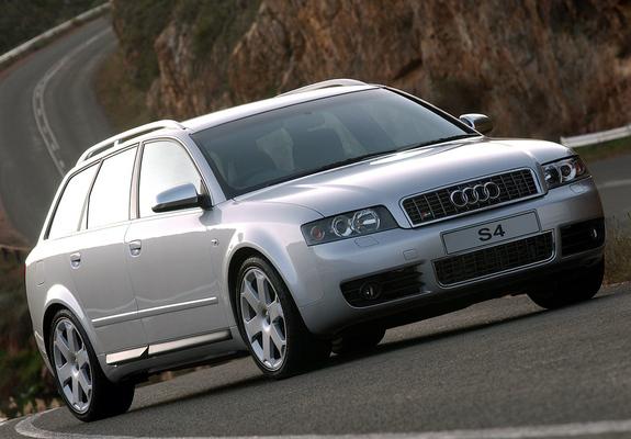 Audi S4 (B6-8E)