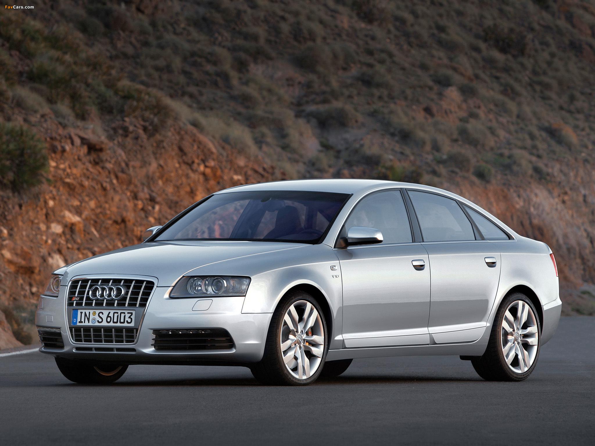 Audi S6 (4F)