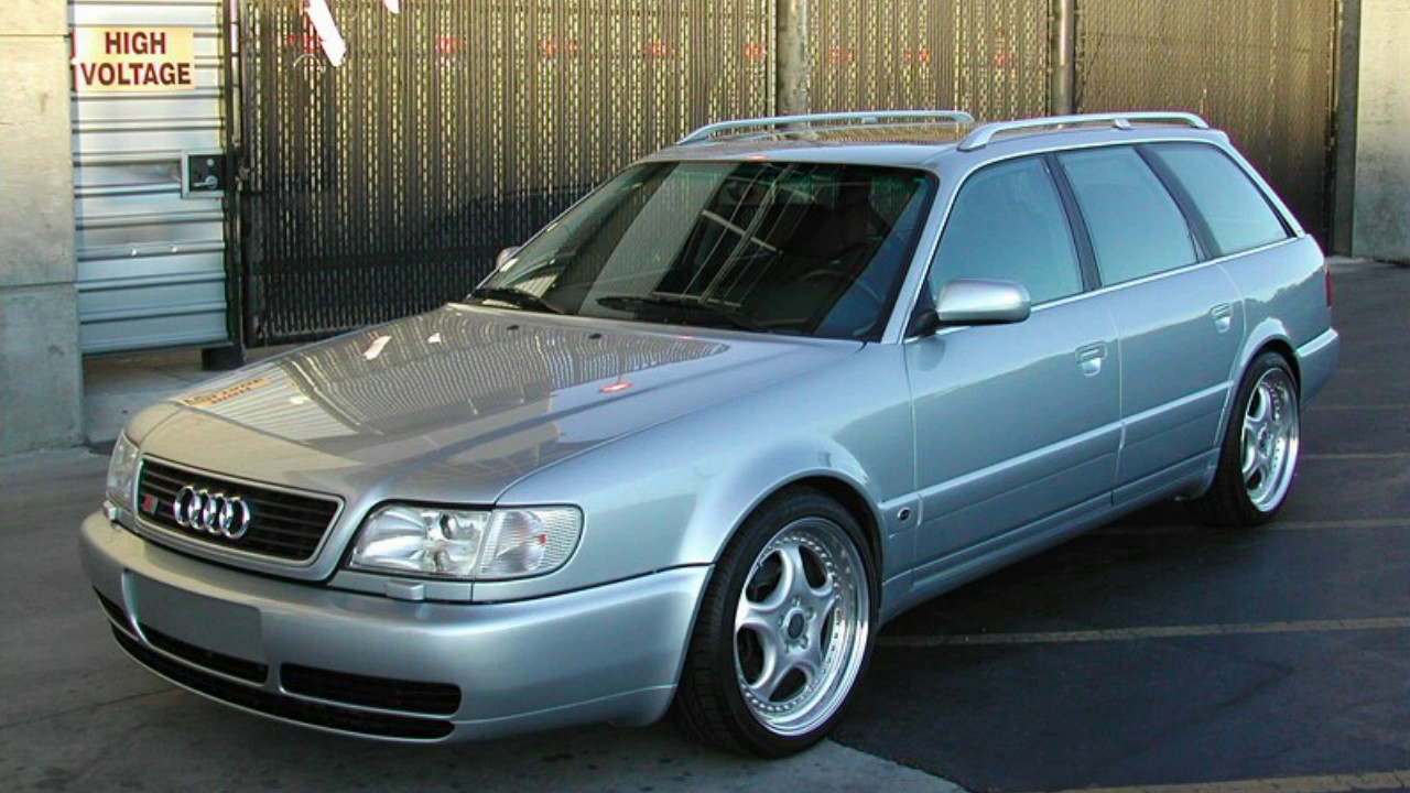 Audi S6 (C4)