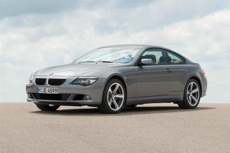 BMW 6er (E63)