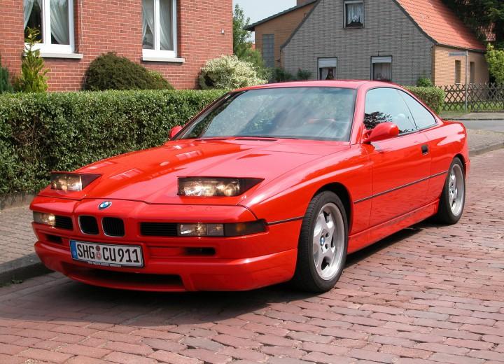 BMW 8er (E31)