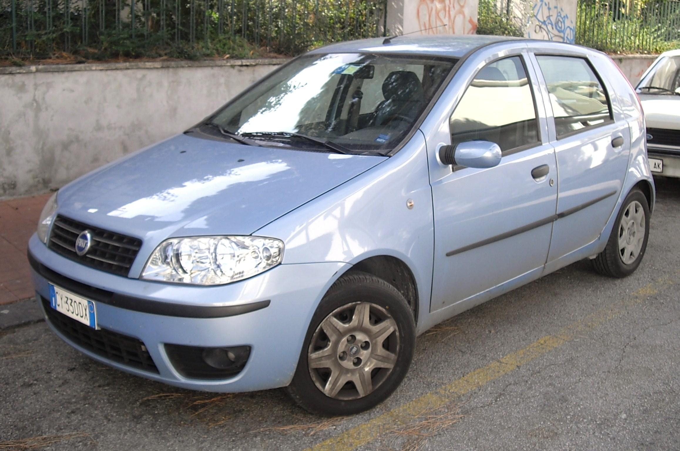 Fiat Punto (188)