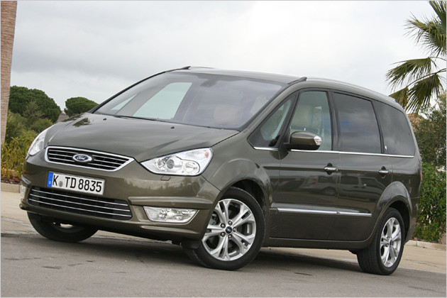 Ford Galaxy Neu
