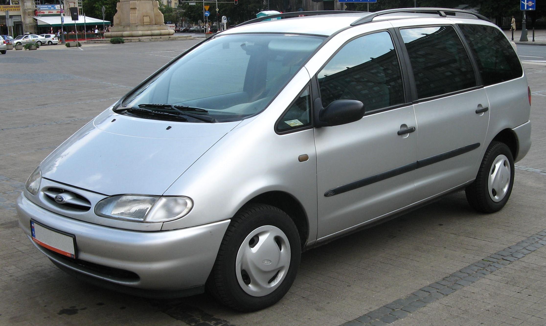 Ford Galaxy (WGR)