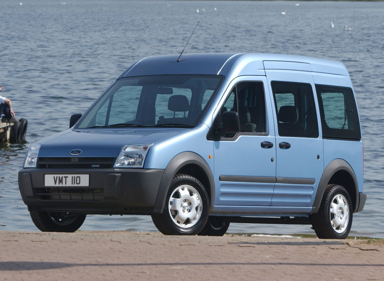 Tourneo Connect LWB on sale in the UK.