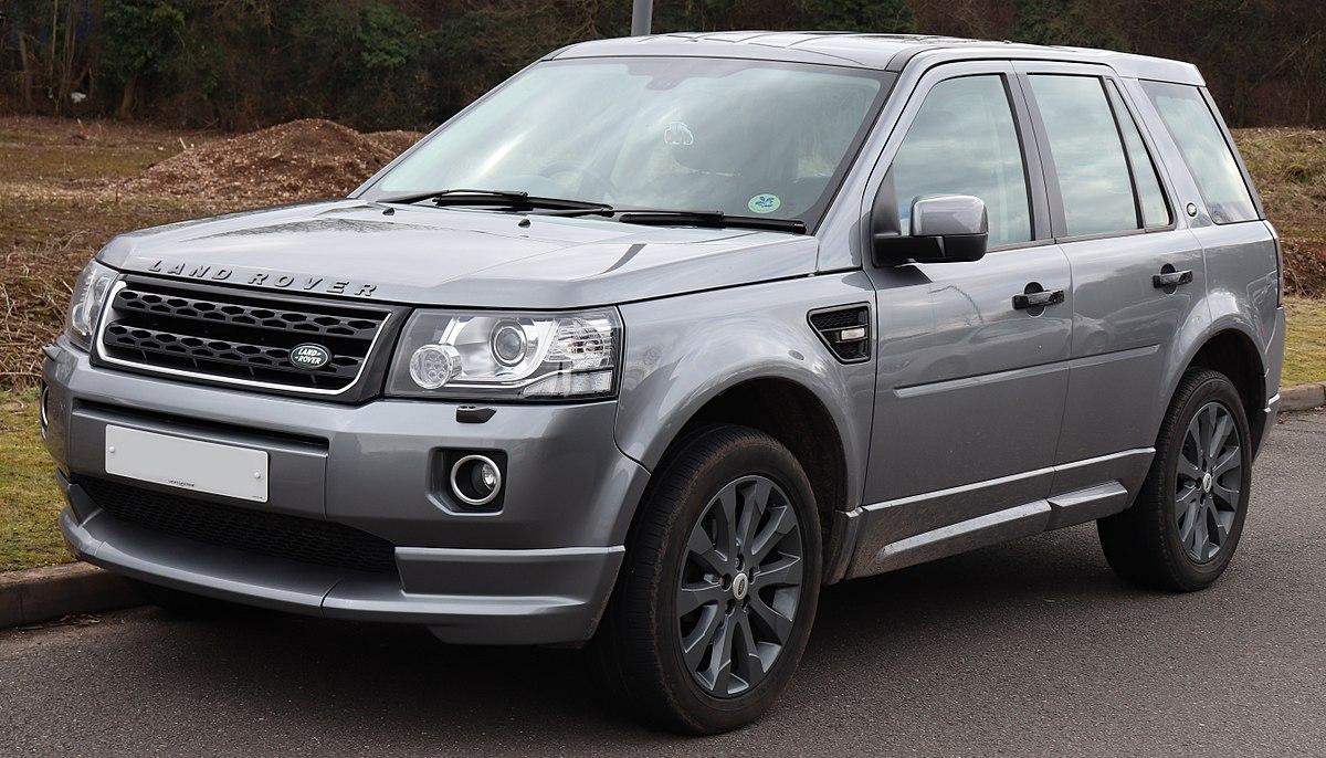 Land Rover Freelander Neu