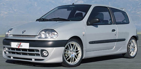 Renault Clio B (Phase 3)
