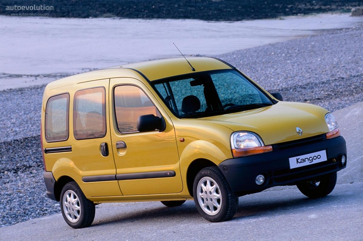 Renault Kangoo (2000)
