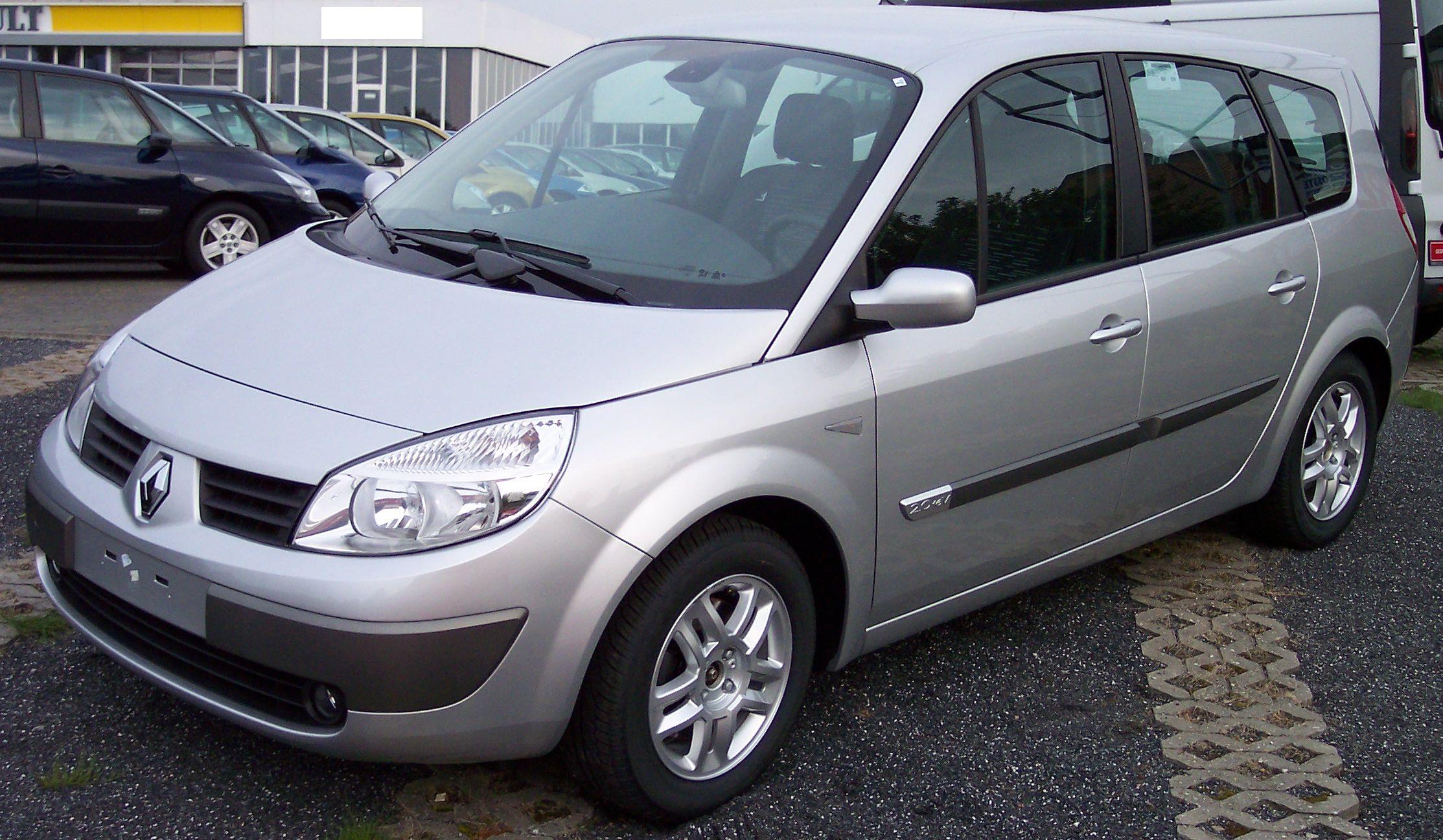 Renault Scénic II (JM)