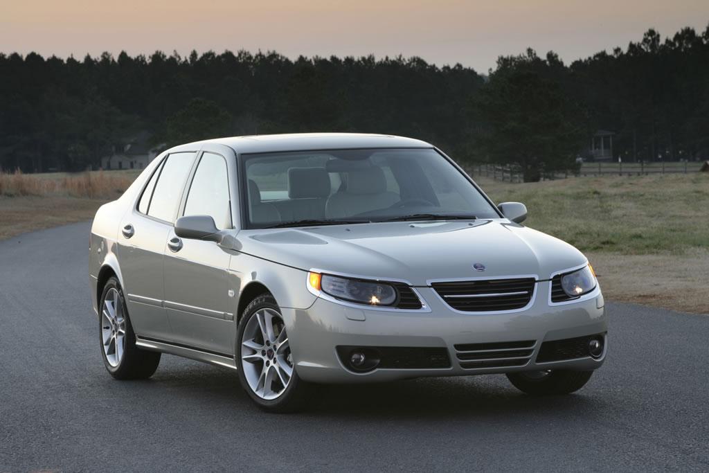 Saab 9-5 (2006)